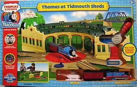 and friends tidmouth sheds playset santa fe railway system montgomery regulator