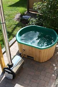 Wood Fired Hot Tub Heaters For Diy Hot Tubs