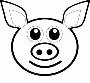 Cartoon Pig Head - ClipArt Best - ClipArt Best