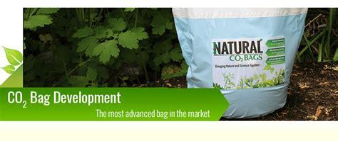 co2 bag for indoor garden grow room or tent