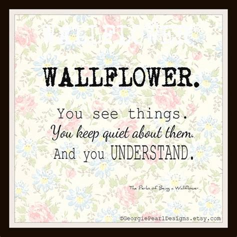 wallflower quotes perks being quote things etsy perk print movie shy film instant sayings quotesgram movies charlie listing