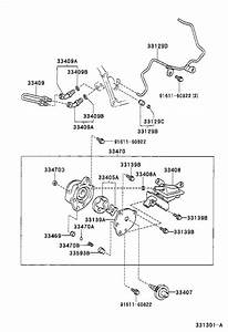 2002 Toyota Rav4 Pump Assembly  Manual Transmission Oil