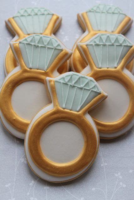 let s be candid celebration wedding cookies