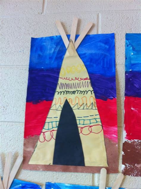 american teepees painting lessons 673 | 231d0336bddb7061beefb70a740689e6