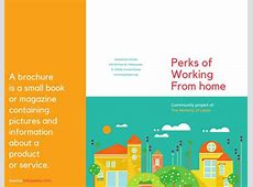 Customize 930+ Brochure templates online Canva