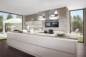 Küche Weiß Hochglanz : kochinsel k che hochglanz wei norina 9555 in 2019 k che ~ Watch28wear.com Haus und Dekorationen