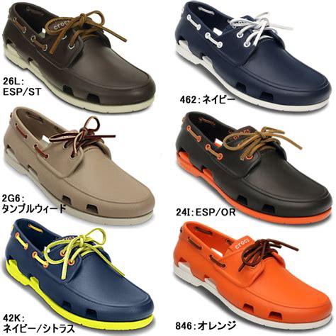 Crocs Boat Shoes by Reload Of Shoes Rakuten Global Market Crocs S