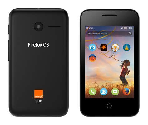 si鑒e social orange firefox os entro il 2016 su 17 smartphone in 40 paesi