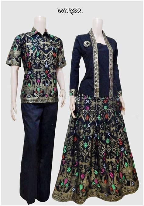 baju batik gamis sarimbit terbaru gamis