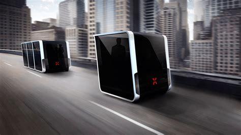 Fremtidens Massetransport Er Førerløs Og Fleksibel Illvid Dk