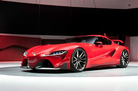 Toyota Ft1 Concept 2017 Price Fast Car Specifications