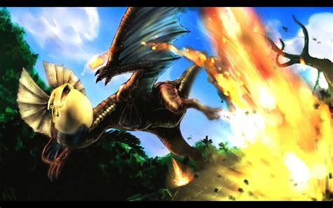 anime monster bagus wallpaper anime naga pemburu monster mitologi
