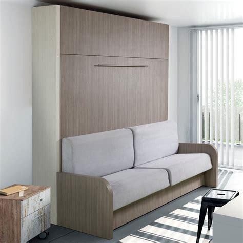 armoire lit canapé armoires lits escamotables space sofa