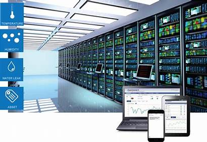 Data Center System Monitoring Smart Presents Service