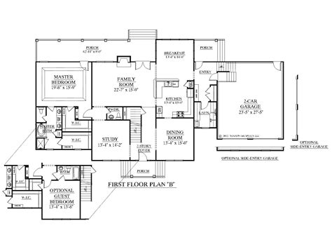 one level house plans with porch southern heritage home designs house plan 3397 b the