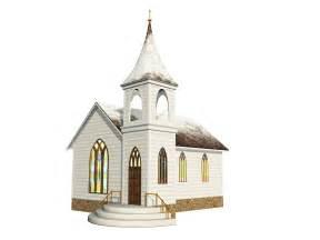 Free Church Building Clip Art