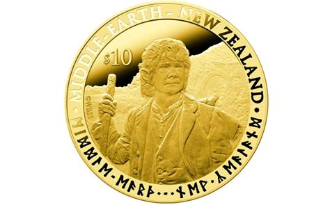 Hobbit Coins Worth Thousands To Become Legal Tender In New