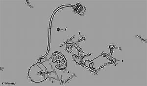 Electric Socket  7-pin - Tractor John Deere 4045hl496 - Tractor
