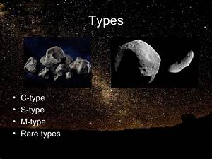 Asteroids Powerpoint