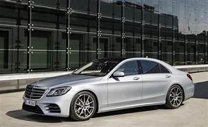 2018 Mercedes Benz S Class Revealed Debuts New Inline Six