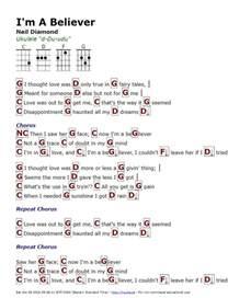 Easy Disney Ukulele Song Chords