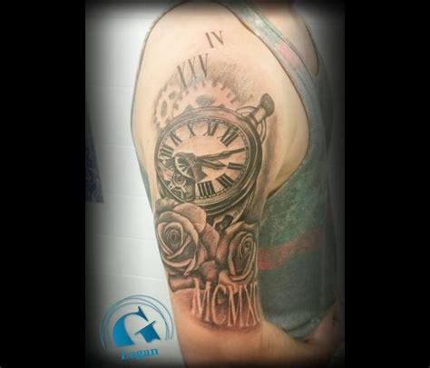 Image De Tatouage Date De Naissance Tattoo Art