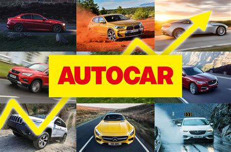 The Winners And Losers In 2017's Uk Car Market Autocar