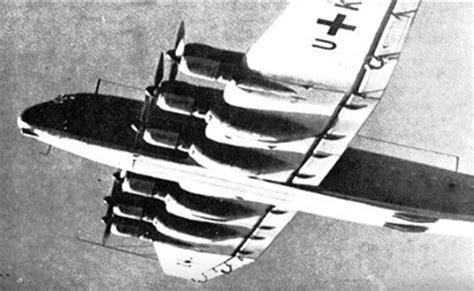 fascinating experimental aircraft  world war ii