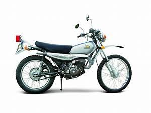 1974- U0026 39 76 Honda Mt-125