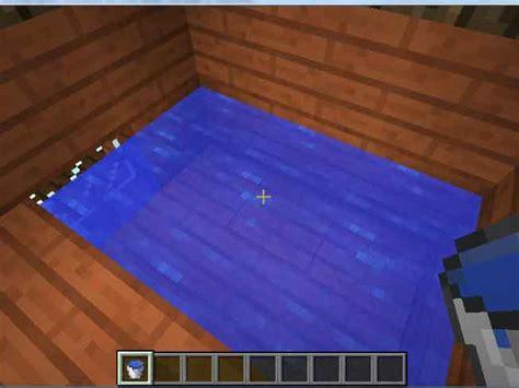 comment construire une salle de bain dans minecraft