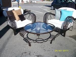 Fauteuil Fer Forgé : des fauteuils club en fer forg decor 39 in id es conseils ~ Melissatoandfro.com Idées de Décoration