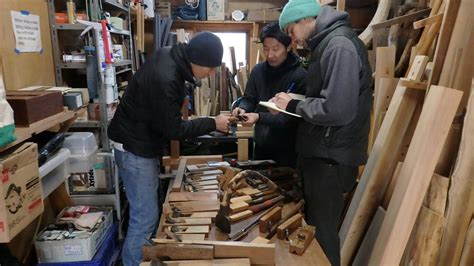 study woodworking  japan  takami kawai kickstarter