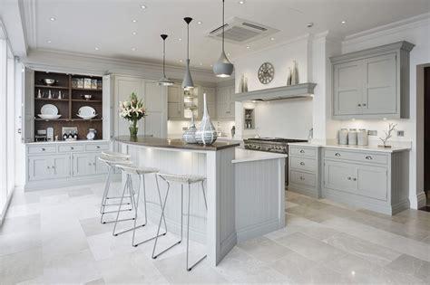 contemporary kitchens uk grey family kitchen tom howley 2535