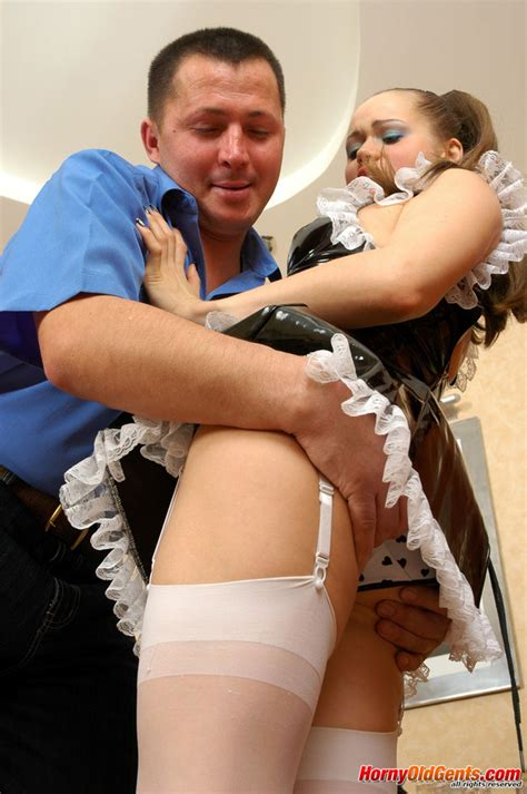 Young And Old Sex Young Sexy French Maid Xxx Dessert