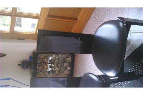 Italienische Designer Stühle by Italienische Designer St 252 Hle In Lack Schwarz In