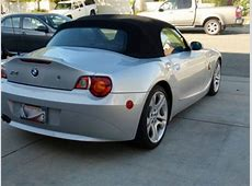 Purchase used 2003 manual 6 speed BMW 30i Z4 Roadster LOW