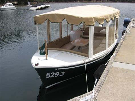 Electric Boat by Duffy Boats Used Duffy Electric Boat 16 Classic