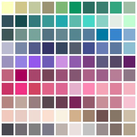 soft colors 100 colours for soft summer soft summer palette