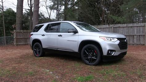 chevy traverse red  youtube