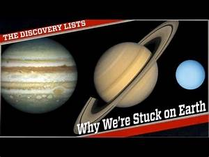Why We Can't Live on Other Planets - YouTube