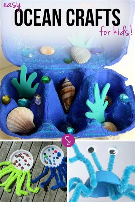 303 best images about water and sea preschool theme 596 | 9ee6050a023f05cb137bcc78ac8db170 kids diy crafts for kids