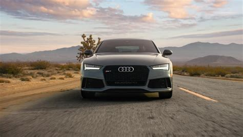 New Audi Rs7 Performance Commercial Is So Good You Have To