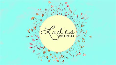 ladies retreat sermon series sermon graphics