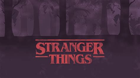 Stranger Things Wallpaper ·① Download Free Beautiful