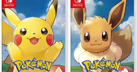 pokemon lets  nintendo switch games  shipped