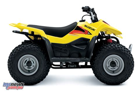 Suzuki Quadsport 50 by Suzuki S 2018 Bike Atv Pricing Released Mcnews Au