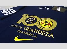 Jersey Club América Mas Playera 100 Años Venta Especial