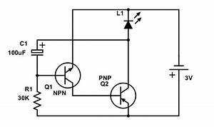 transistors intuitive and iterative approach to With basic led wiring