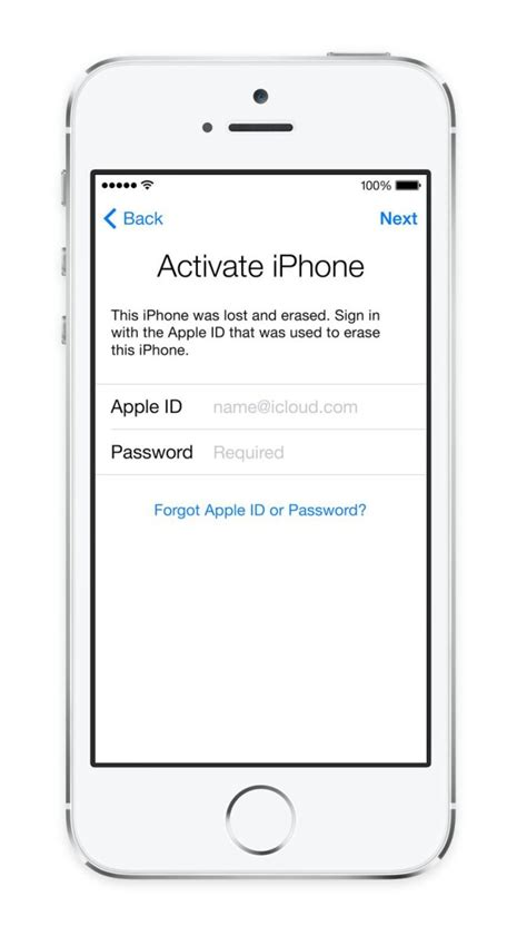 activate iphone why ios 7 s activation lock is a disaster waiting to
