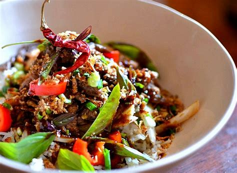 les meilleurs de recettes de cuisine boeuf sauté au basilic thaï la recette facile